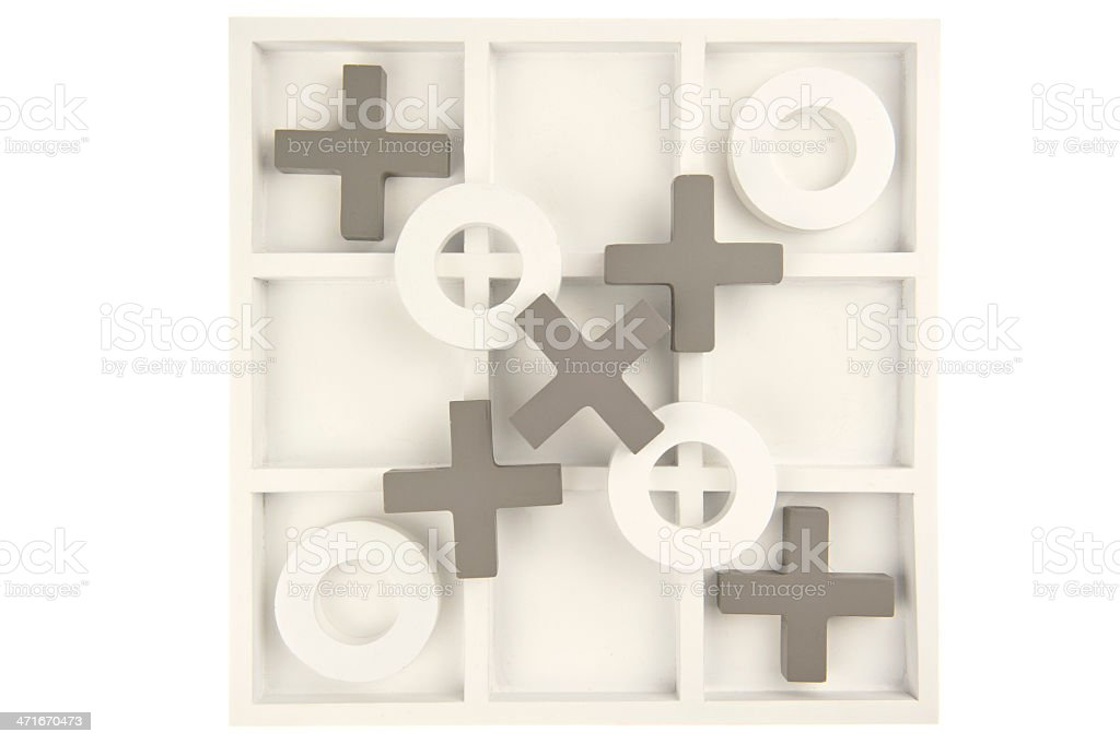 Game board decorate stone isolated royalty-free stock photo