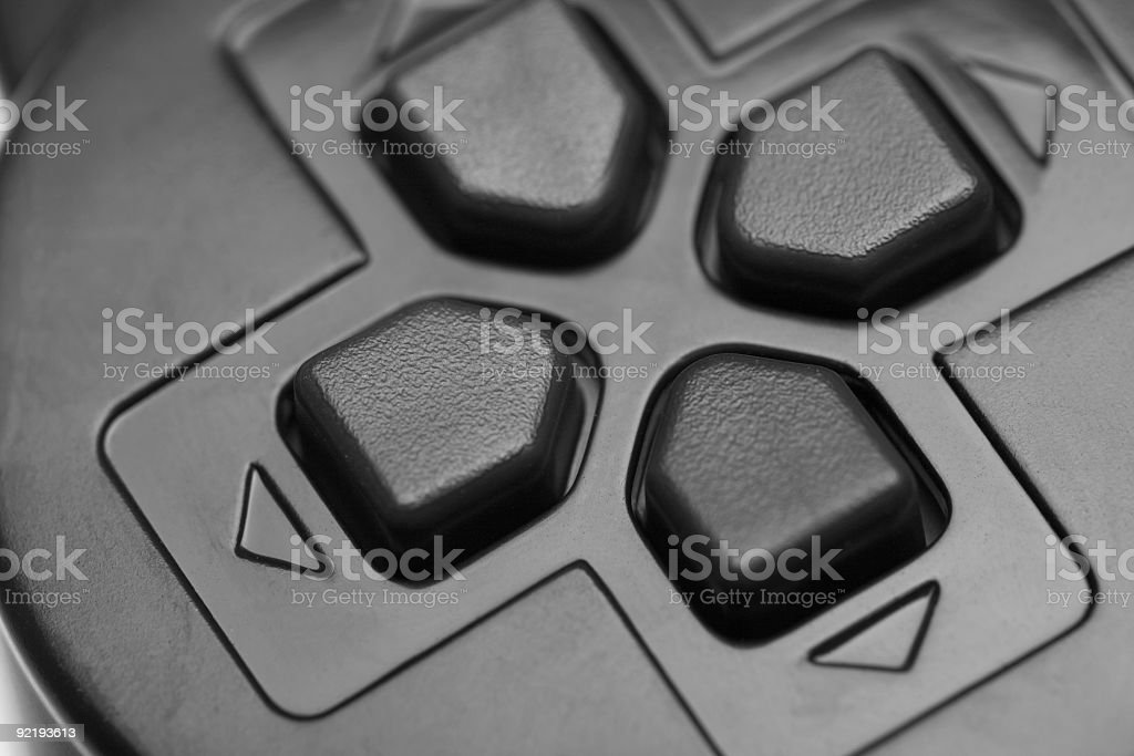 Game Controller royalty-free stock photo