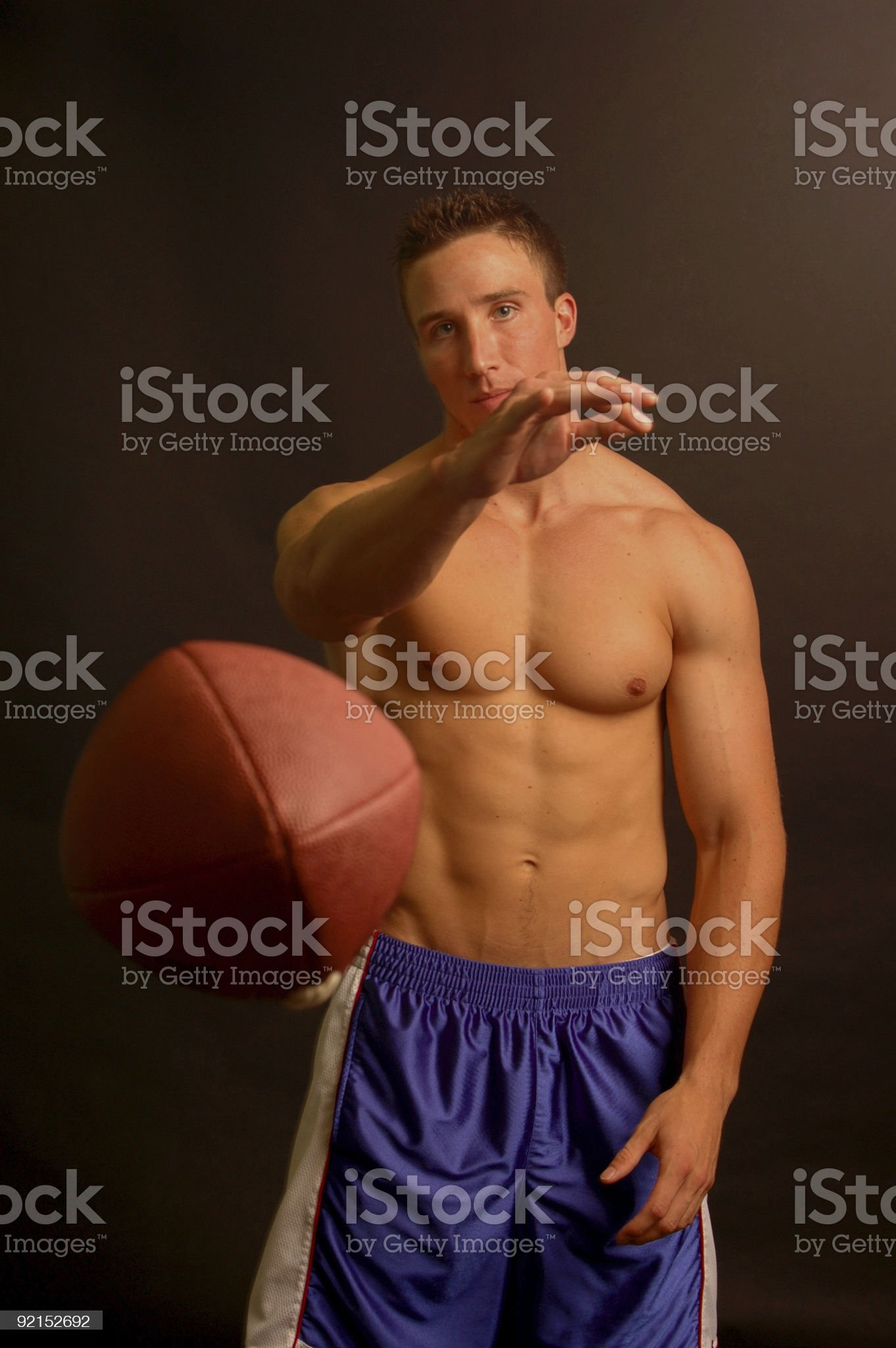 game of catch royalty-free stock photo
