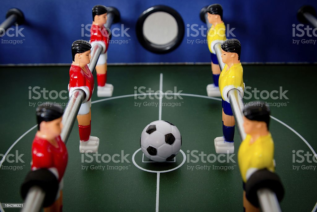 game of red and yellow royalty-free stock photo