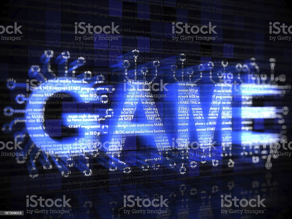 Game royalty-free stock photo