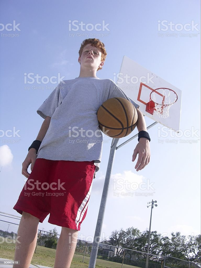 Game Ready royalty-free stock photo