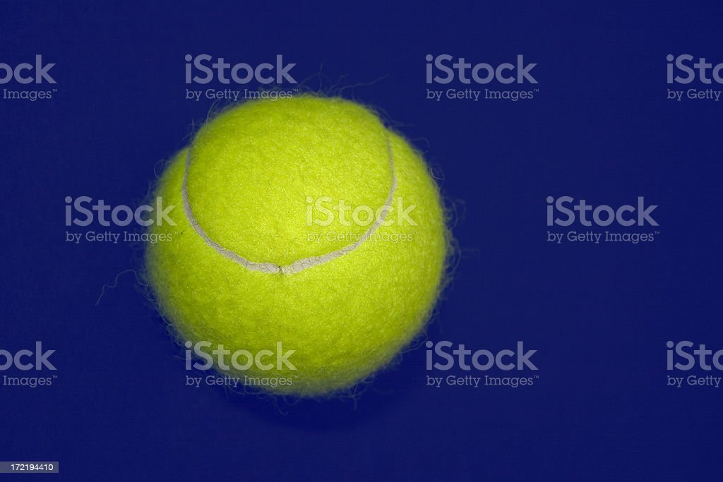 Game, set and match, tennis royalty-free stock photo