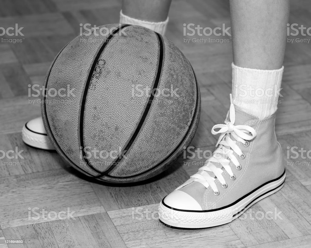 Game Time stock photo