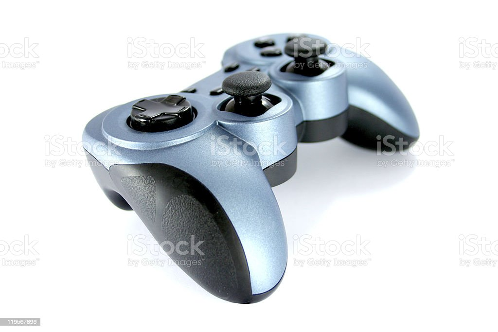 Gamepad royalty-free stock photo