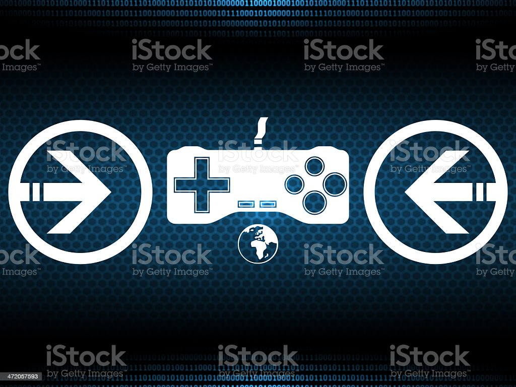 games concept stock photo