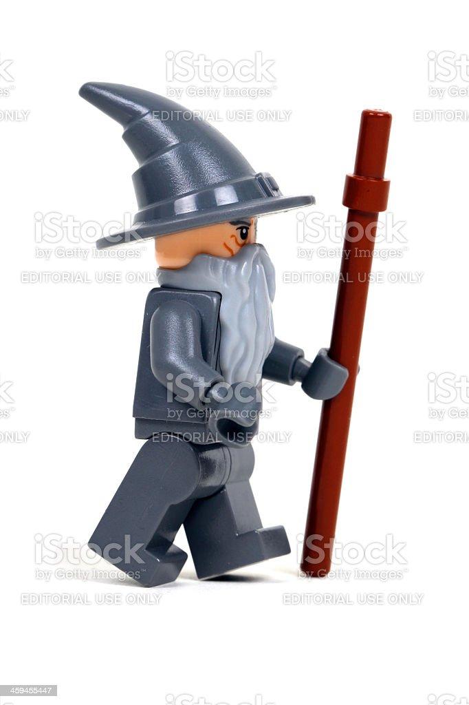 Gandalf stock photo