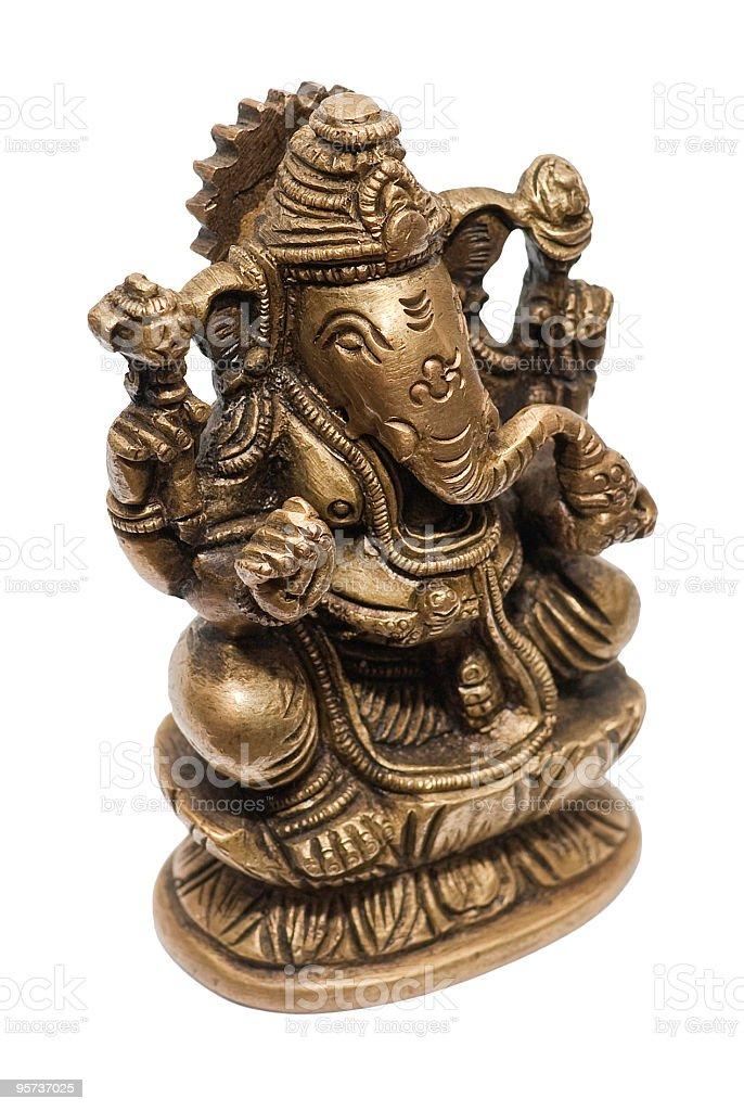 Ganesh - Elephant royalty-free stock photo