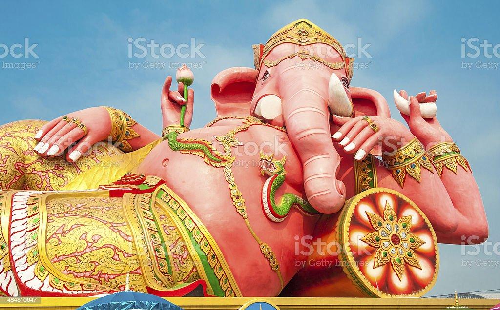 Ganesh god royalty-free stock photo