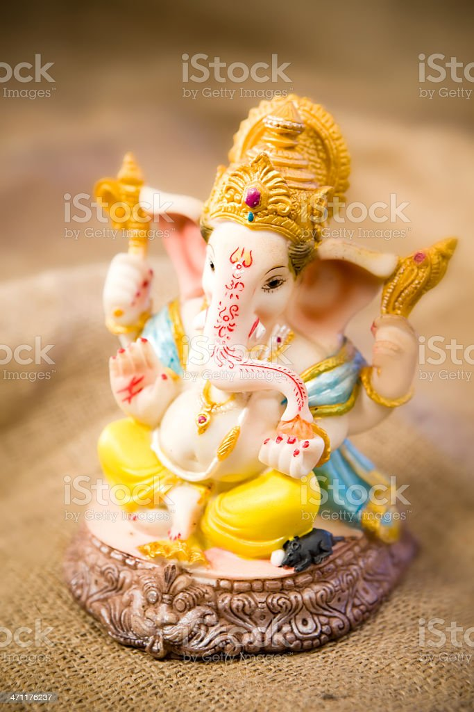 Ganesh royalty-free stock photo