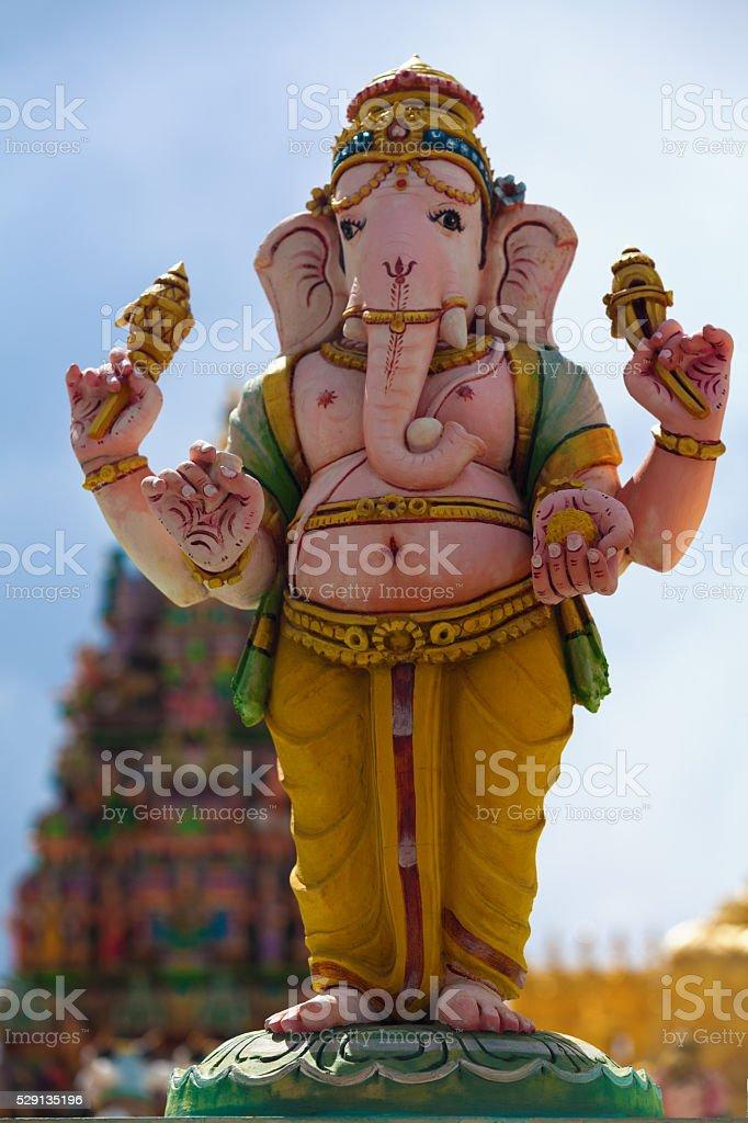 Ganesh stock photo