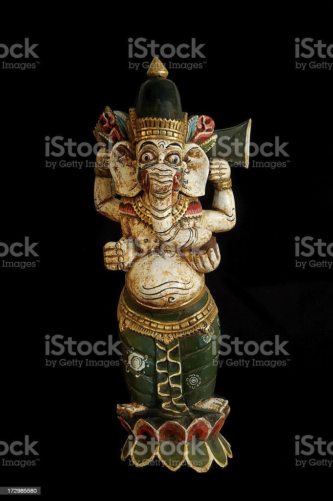 Ganesha royalty-free stock photo