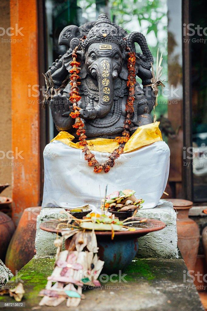 Ganesha stock photo