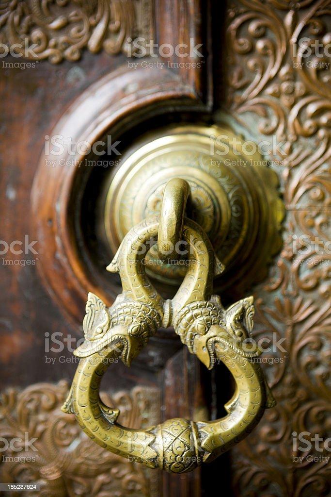Gangaramaya Temple Colombo Sri Lanka royalty-free stock photo