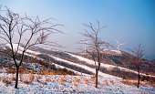 Gangwon-do, Daemyung Vivaldi Park ski resorts, attractions