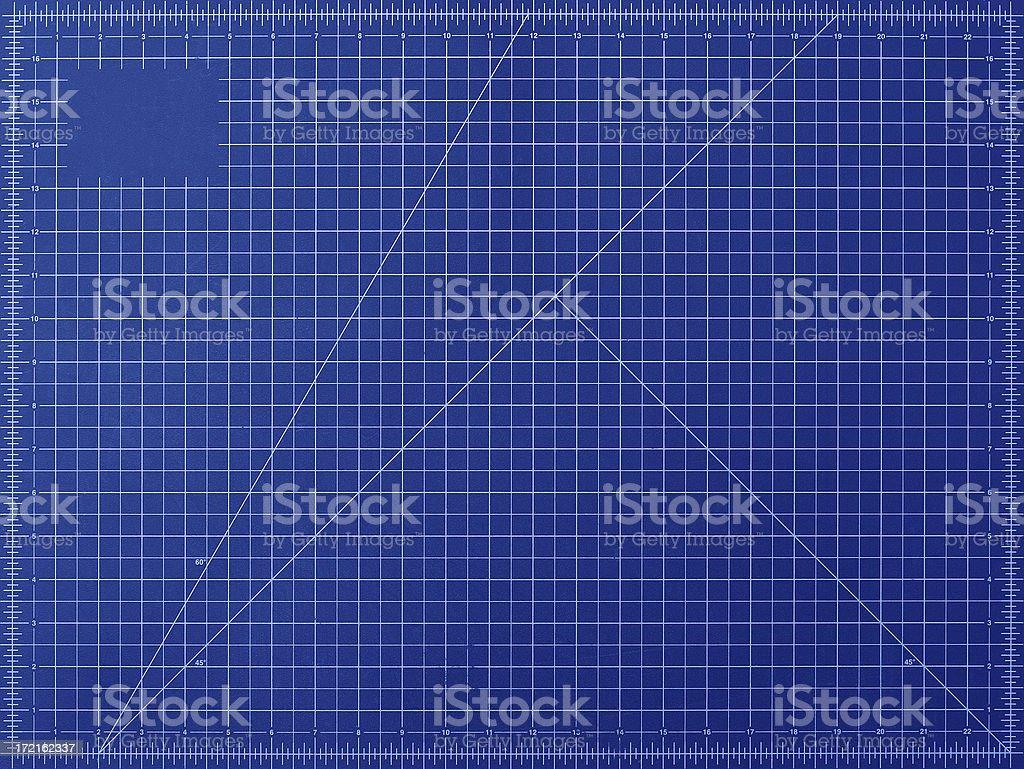 Gaphic Design Layout Board royalty-free stock photo