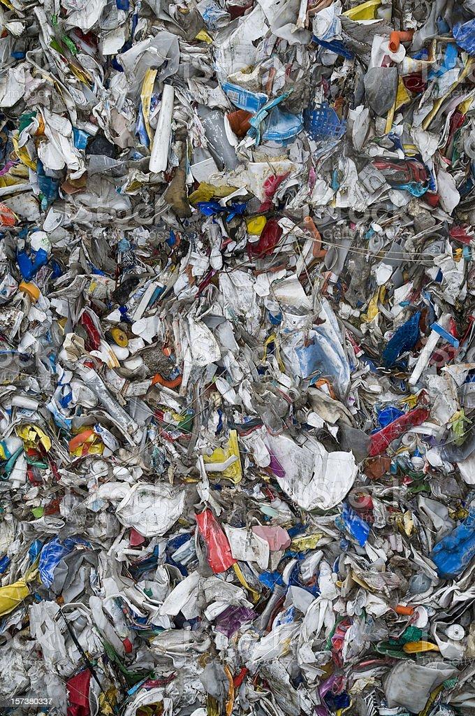 garbage royalty-free stock photo