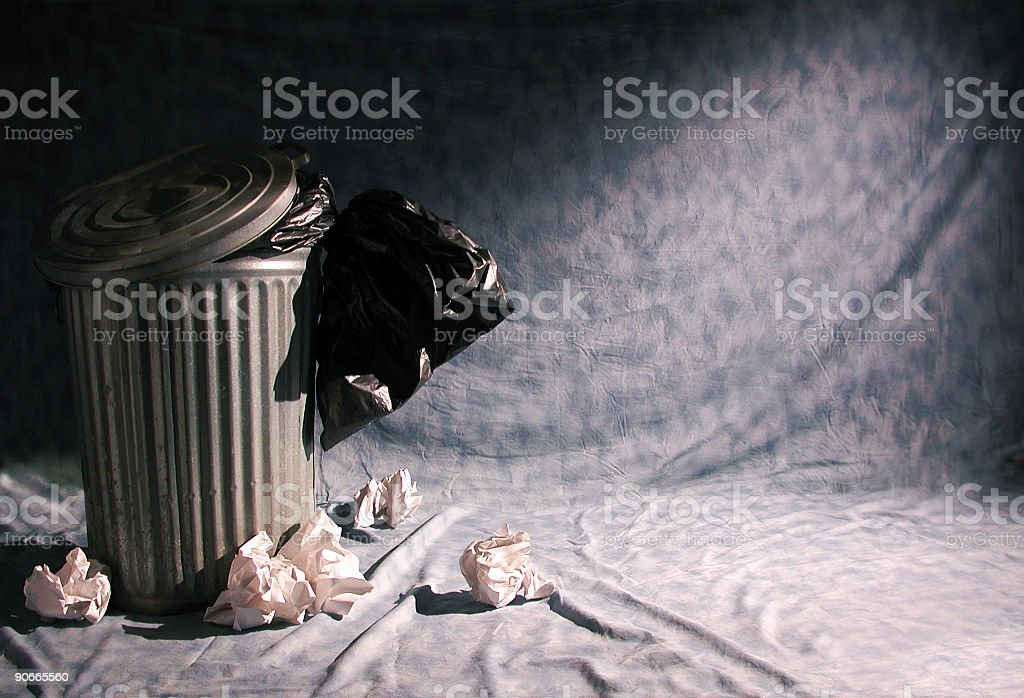 garbage1 royalty-free stock photo