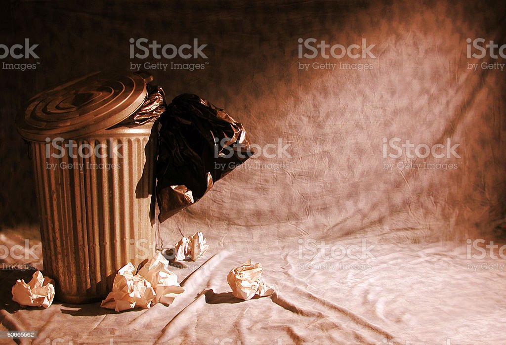 garbage2 royalty-free stock photo