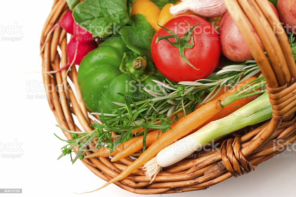 Garden Freshness royalty-free stock photo