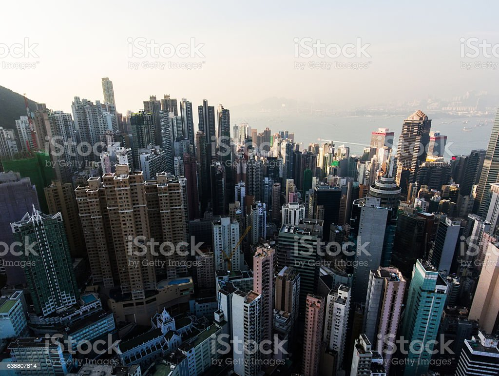 Captivating Garden Of Stones In Hong Kong Royalty Free Stock Photo