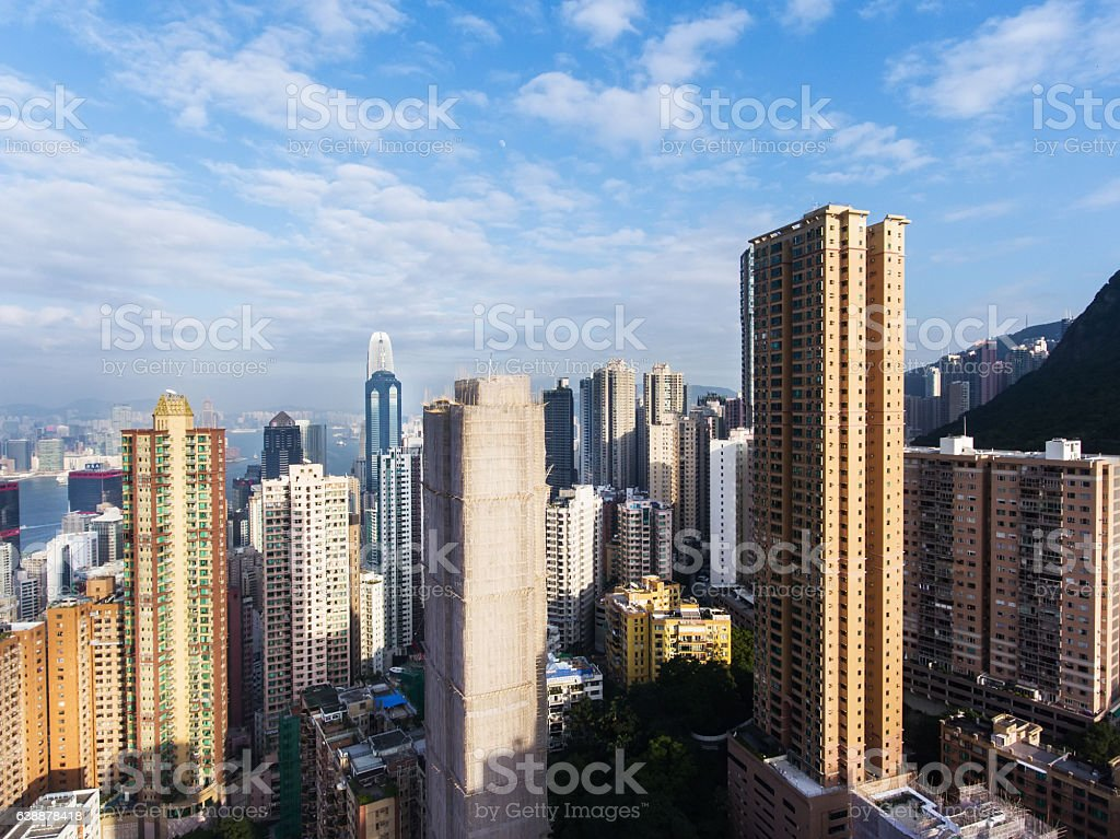 Garden Of Stones In Hong Kong Royalty Free Stock Photo