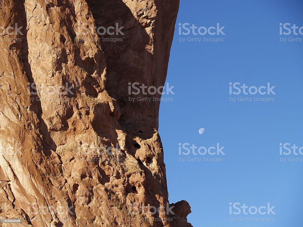 Garden of the Gods foto royalty-free