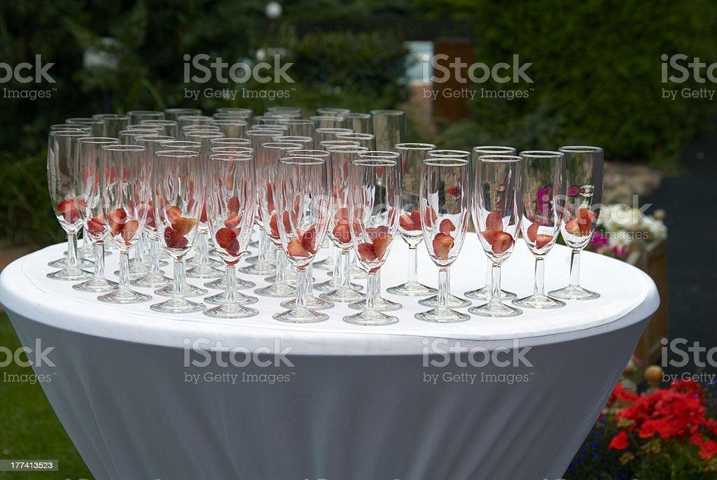 garden party royalty-free stock photo