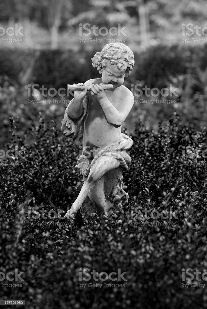 Garden Statuary royalty-free stock photo