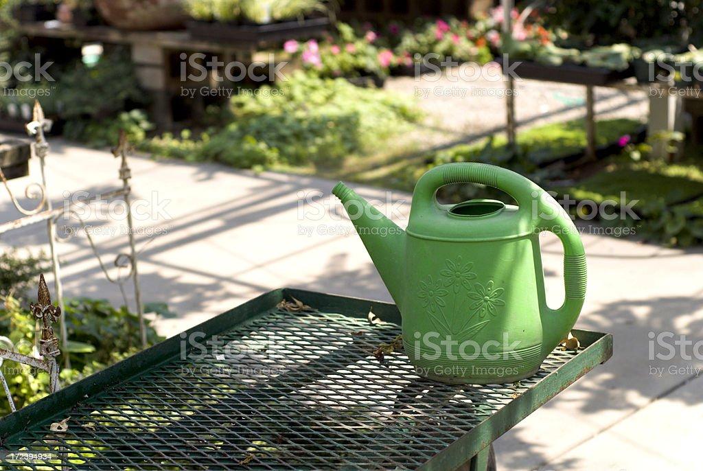 Gardening Day royalty-free stock photo