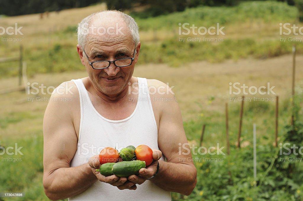 gardening hobby royalty-free stock photo