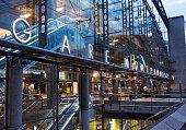 Gare Montparnasse - train station in Paris