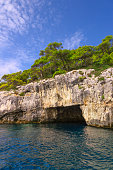Gargano National Park:Tremiti Island (Apulia) ITALY.