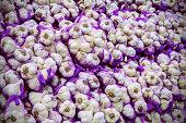 Garlic for sale