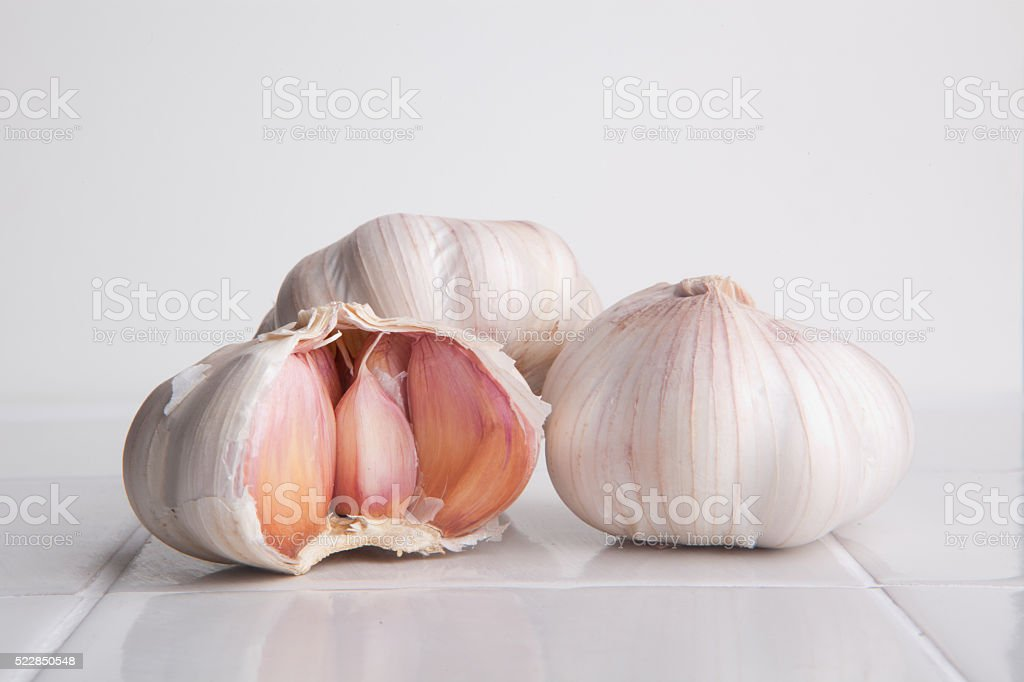 garlics foto stock royalty-free
