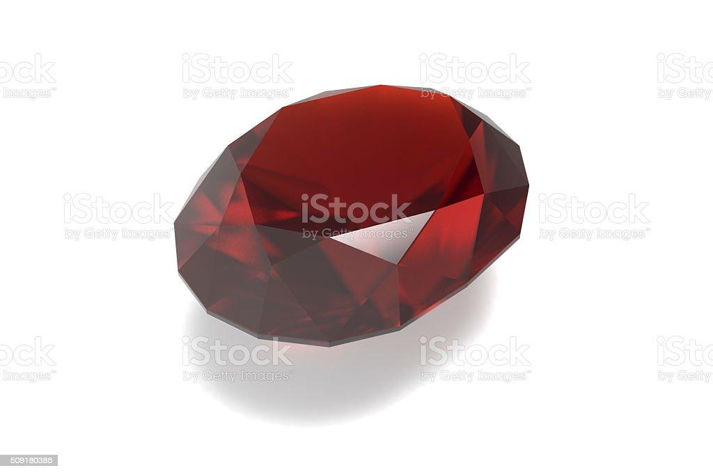 Garnet, Jewel, Gemstone stock photo
