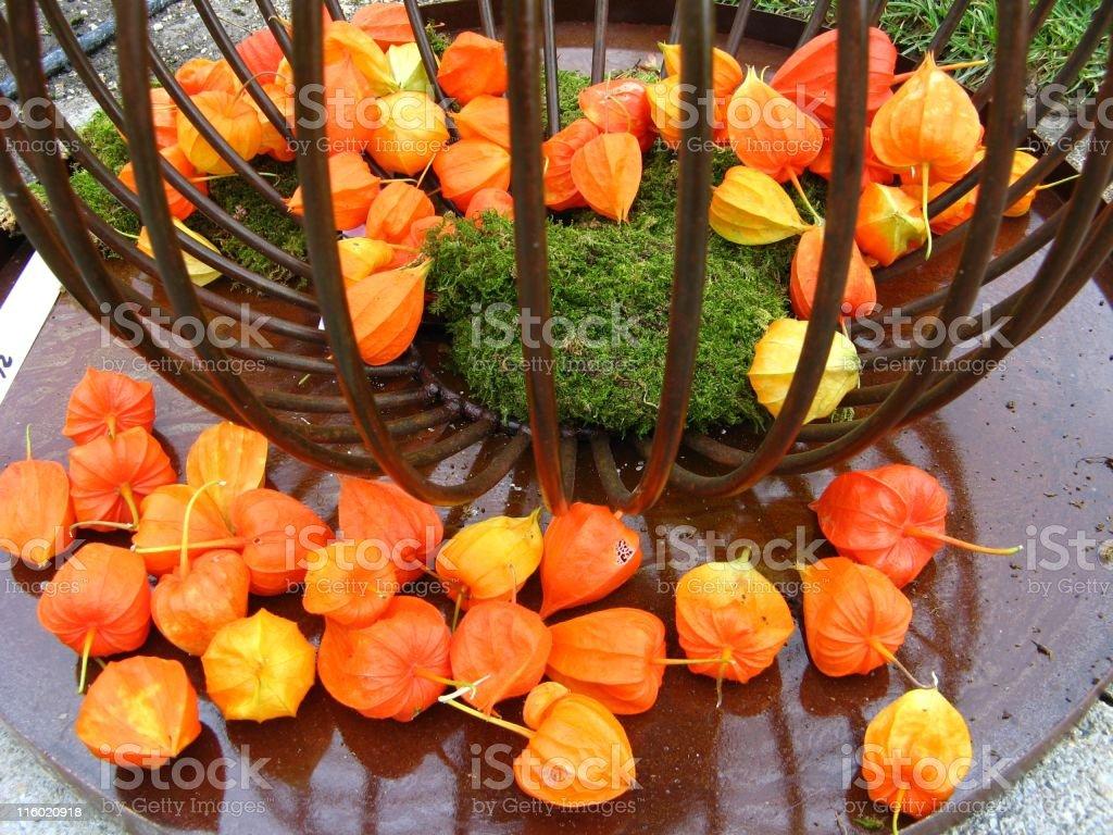 Gartendekoration stock photo