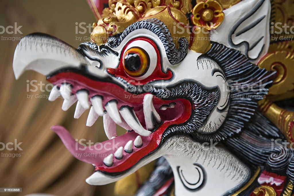 Garuda royalty-free stock photo