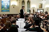 Gary White Conducting Philadelphia Sinfonia Youth Orchestra