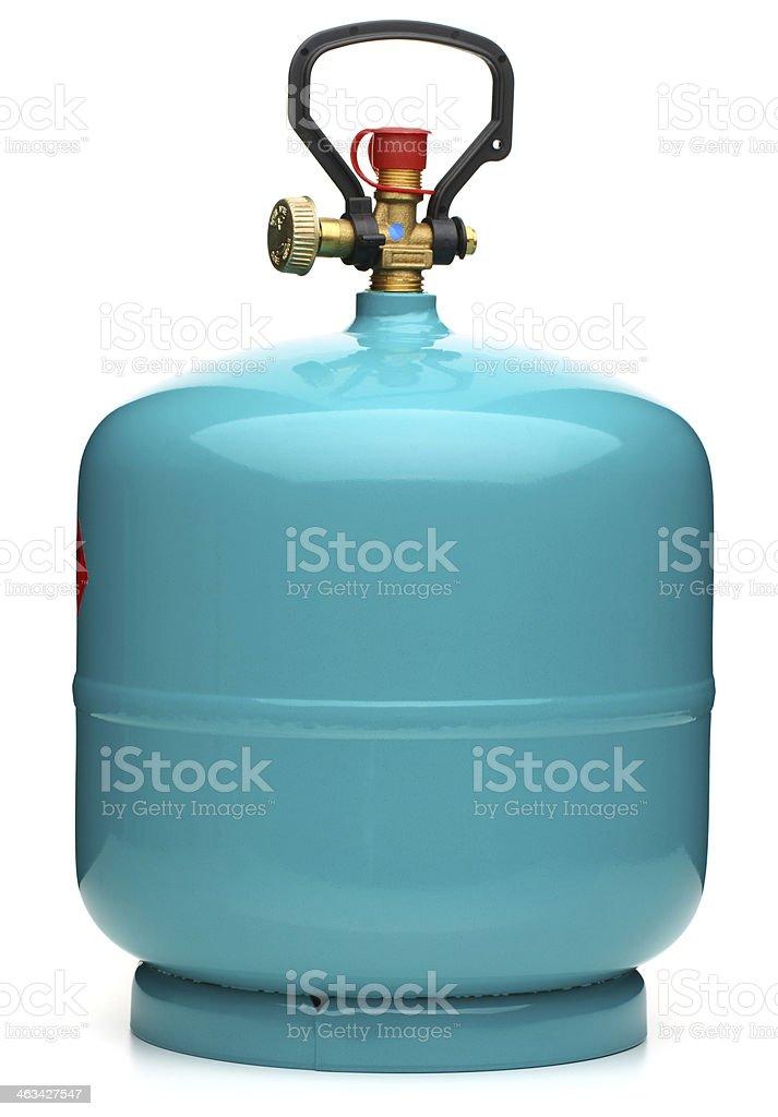 LPG Gas Bottle stock photo