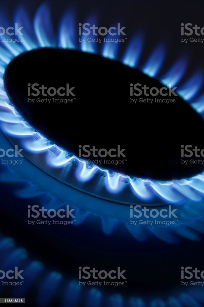 gas Energy royalty-free stock photo