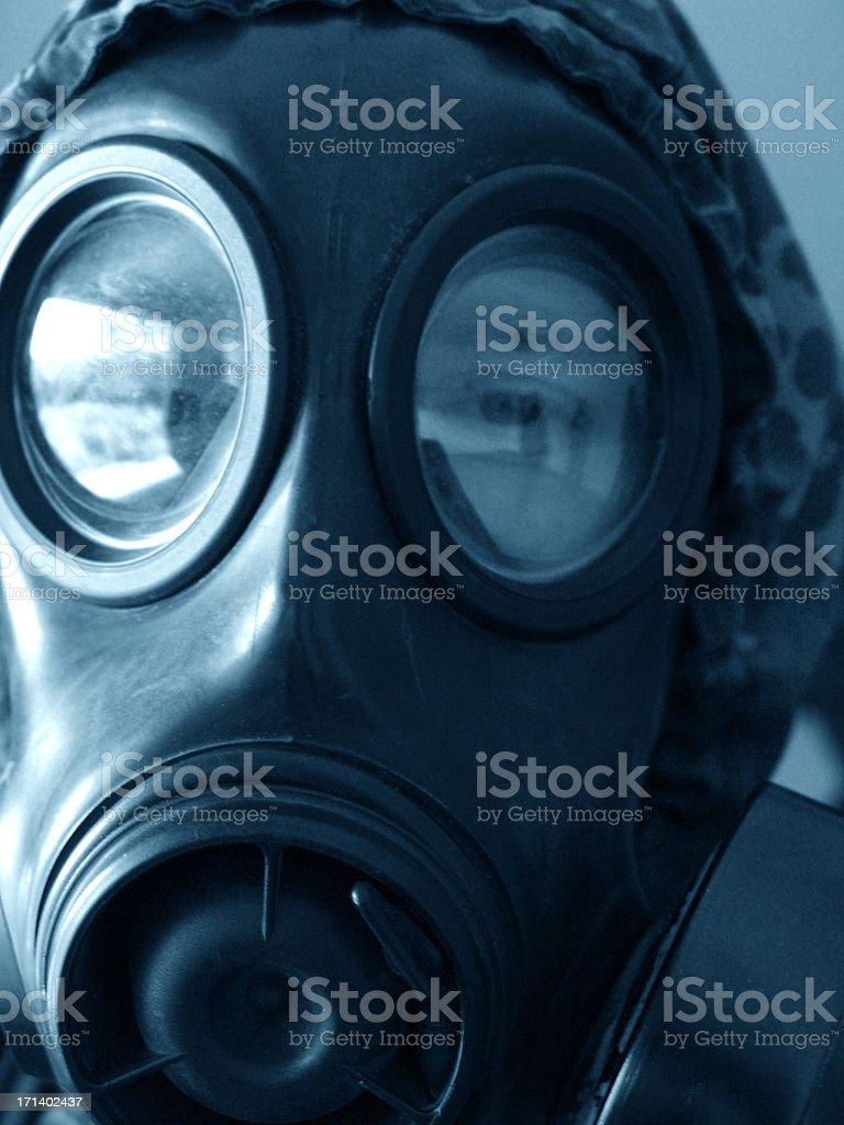 Gas Exercise royalty-free stock photo