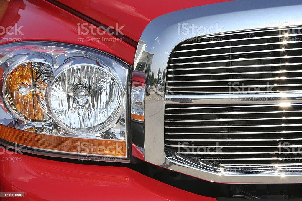 Gas Guzzler royalty-free stock photo