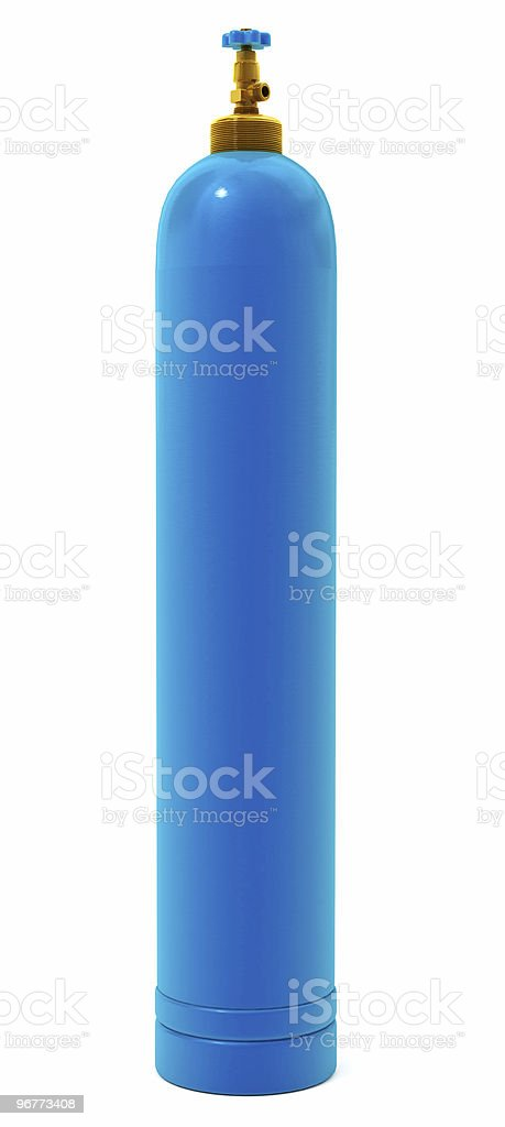 Gas medic oxygen faucet royalty-free stock photo