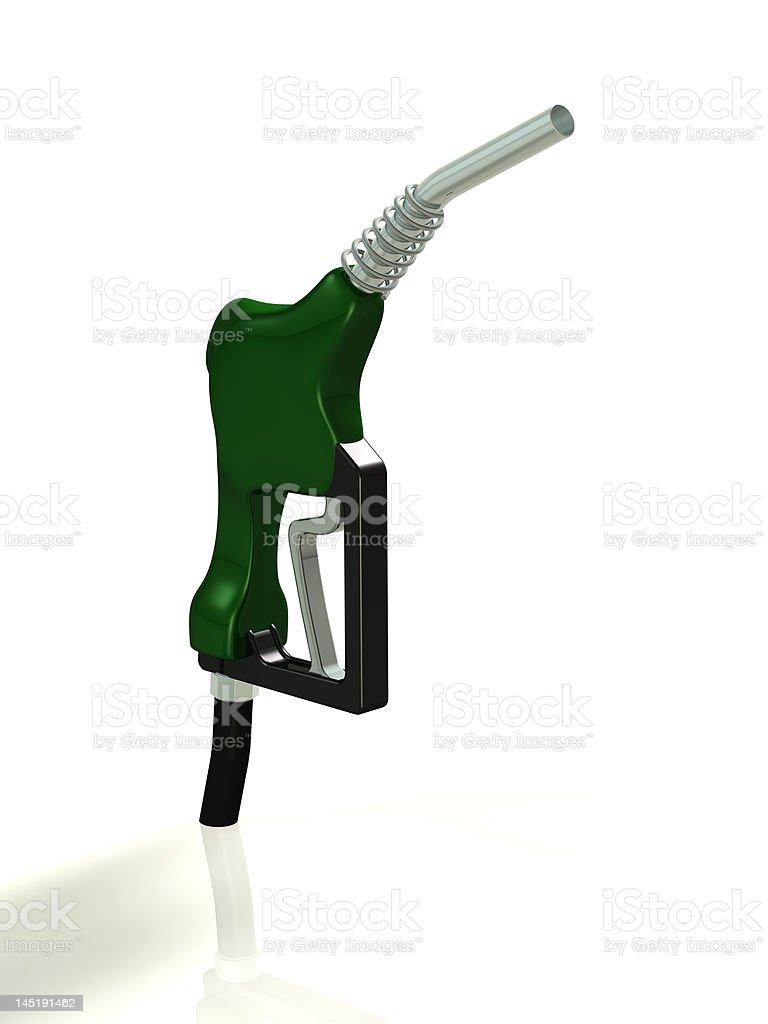 gas nozzle stock photo