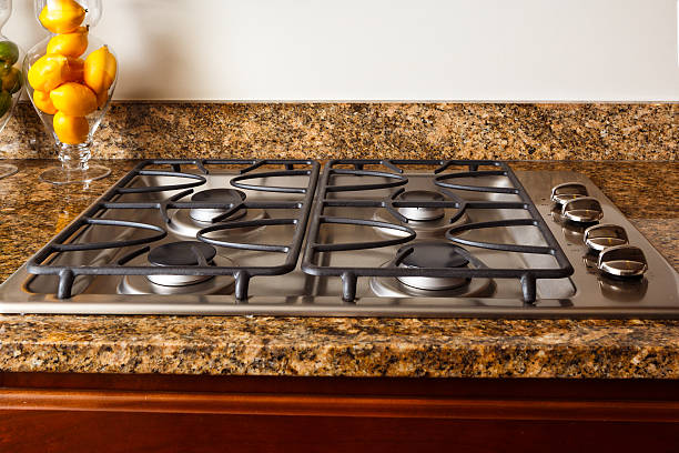 Gas Stove Top Pictures, Images and Stock Photos - iStock