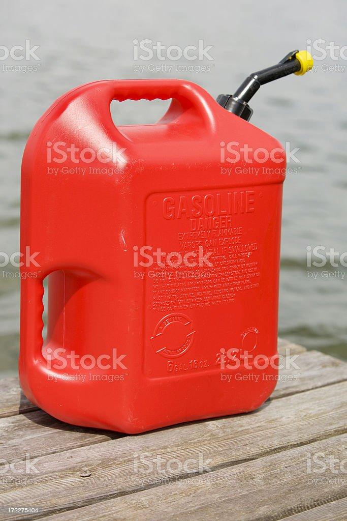 Gasoline royalty-free stock photo