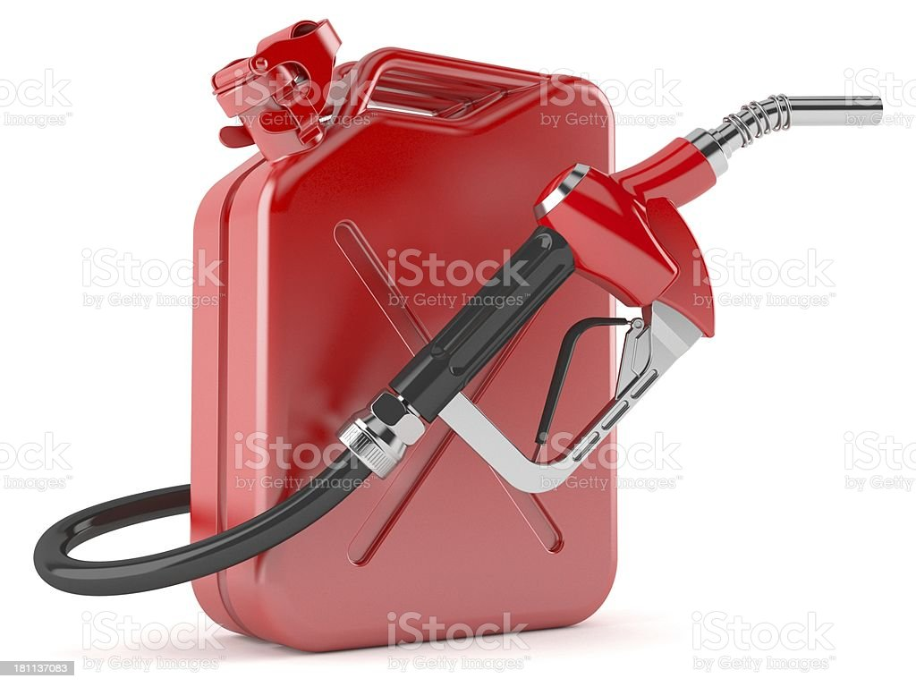 Gasoline royalty-free stock photo