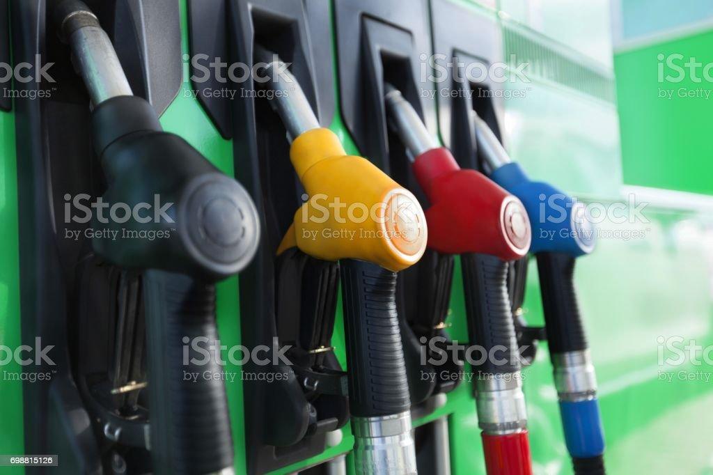 Gasoline. stock photo