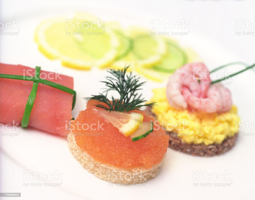 Gastronomy domine royalty-free stock photo